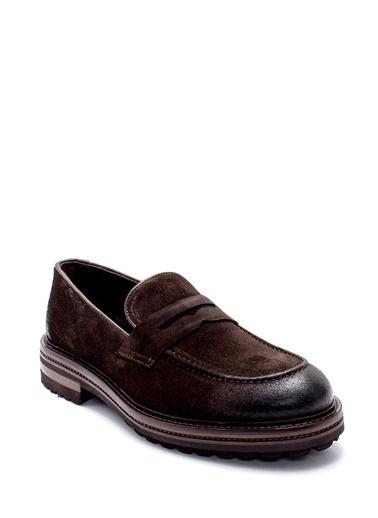 Derimod Erkek Loafer(2667) Casual Kahve